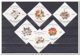 Nicaragua 1986, Postfris MNH, Flowers, Wild Roses - Nicaragua