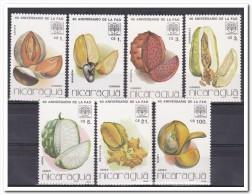 Nicaragua 1986, Postfris MNH, Fruit - Nicaragua