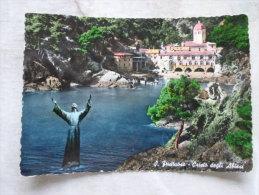 Italia  Golfo Paradiso  LIGURIA -GENOVA -SAN FRUTTOSO Di CAMOGLI  Ca 1950's   D125643 - San Remo