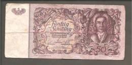 FÜNFZIG SCHILLING - Oesterreich