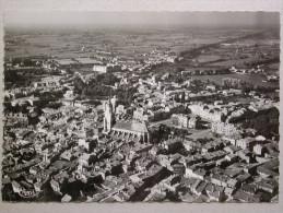 Bourg En Bresse, Vue Aérienne, église, Notre Dame Et Place Carriat - Sin Clasificación