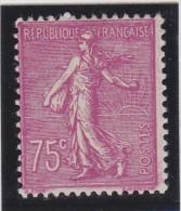 FRANCE N° 202 NEUF Avec Pte Charniere   -REF 021517140 - 1903-60 Semeuse Lignée