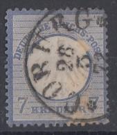 DR Minr.10 Gestempelt Coburg - Deutschland