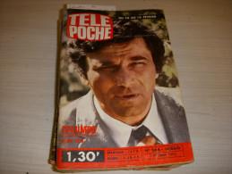 TELE POCHE 365 07.02.1973 COLOMBO Roman Photos STONE & CHARDEN HARLEY 125 R/C - Télévision