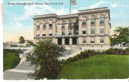 BRONX  NEW YORK    Borough Hall   1923 - Bronx
