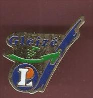 41855-Pin's.Gleizé.Centre Commercial Leclerc. - Villes