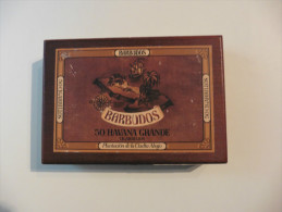 Boîte à Cigares   Bois  :Barbudos  Havana  Grande - Étuis à Cigares