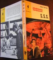 MJ286 S.S.S. Bob MORANE De Henri VERNES Chez Marabout Junior - Books, Magazines, Comics