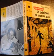 MJ306 Le Président Ne Mourra Pas Bob MORANE De Henri VERNES Chez Marabout Junior - Books, Magazines, Comics