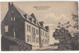 AK Moers, Kamp Möhrs, Mörs Bürgemeister Amt (pk15960) - Mörs