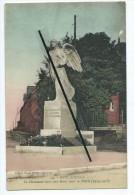 CPA - Berlaimont - Le Monument élevé Aux Morts Pour La Patrie (1914-1918) - Berlaimont