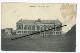 CPA - Le Cateau - Salle Des Fêtes - Le Cateau