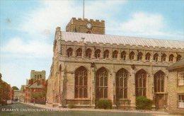 CPM BURY ST. EDMUNDS - ST. MARY'S CHURCH - Non Classés