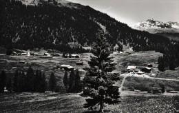 Laret Bei Davos Gegen Madrisiohorn, Zum 299, Stempel: LARET 31.VII.57. (GRAUBÜNDEN) Nach Bettlach - GR Grisons