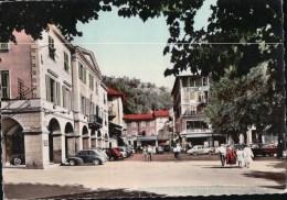 St MARTIN VESUBIE La Place (1958) - Saint-Martin-Vésubie