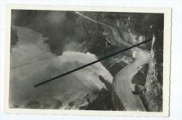 Carte - Barrage De Génissiat - Génissiat