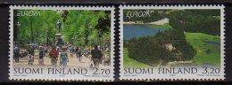 CEPT 1999  -Finland  - Set Of  2 V  -  Paper -  MNH** - Europa-CEPT