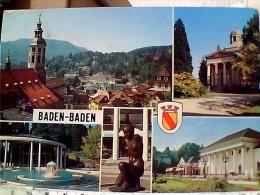 GERMANY BADEN BADEN VUES  VB1983 ER14035 - Baden-Baden
