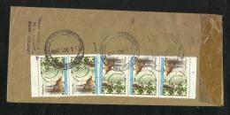 Pakistan Postal Used Cover Bird Birds Animal  Stamps - Pakistan