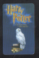 SPAIN  - HARRY POTTER MINT  PHONECARD - Spagna