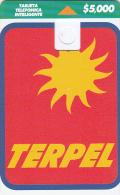 COLOMBIA(chip) - Terpel, Telepsa Telecard, Tirage 20000, Dummy Telecard(no Chip, No CN) - Colombia