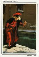 Grande Cp Carnaval De Venise Pantalone Non Circulee - Costumes