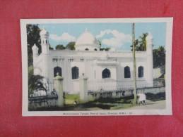 Port Of Spain Trinidad B.W. I  Ref 1713 - Unclassified