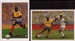 NICARAGUA WORLD CUP USA Sc 2043-2044 MNH 1994 - 1994 – États-Unis