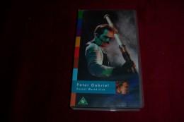 PETER GRABRIEL  °  SECRET WORLD LIVE - Concert Et Musique