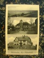 Wehrda-,Kr.Hunfeld+seal-1953   (2983) - Marburg