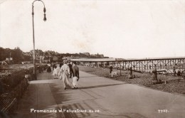 Postcard - Felixstowe Pier & Promenade, Suffolk. 7757 - England