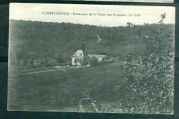 Contrexeville -   Restaurant De La Ferme Des évêques - Le Golf   - Faq91 - Vittel Contrexeville
