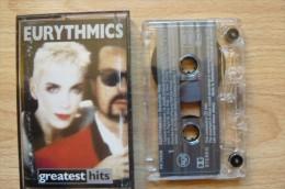 Eurythmics - Greatest Hits - Audio Tapes