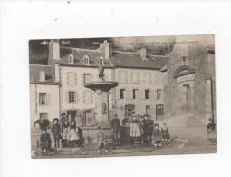 1 CPA PORT LAUNAY - LA FONTAINE MONUMENTALE - France