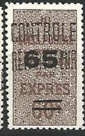 ALGERIE COLIS POSTAUX N°  15a TYPE 2  / MAURY N° 23 NEUF**  LUXE SANS TRACE DE CHARNIERE RR - Algérie (1924-1962)