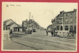 Fléron - La Gare Et Passage à Niveau ( Voir Verso ) - Fléron