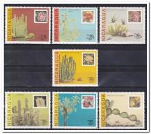Nicaragua 1987,  Postfris MNH, Cacti - Nicaragua