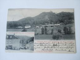 Öst / Slowenien. 1903. Mehrbildkarte. Rohitsch. Glasfabrik Straza Josef Sonneberg Mit Maria Taborsko. Gasthof Zur Post - Slowenien