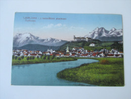AK Slowenien 1922. Ljubljana - Z Kamniskimi Planinami. Panorama - Slowenien