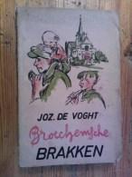 'Broechemse Brakken' Novellen Jozef De Voght Nr 331  1945-4 - Antiguos