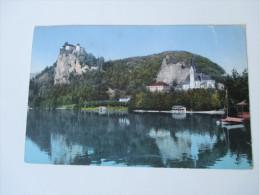 AK Österreich / Slowenien. 1909. Veldes - Schloß Und Kirche. Albin Sussitz, Postkartenverlag - Slowenien