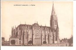 ORVAULT  L'église - Orvault