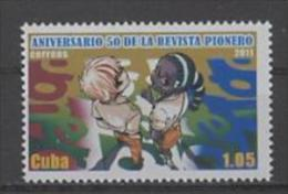 C* (2011) Yv. 5006  /  Children - Enfants - Education - Youth - Cuba