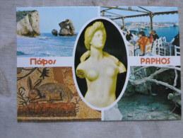 CYPRUS  PAPHOS       D125735 - Chypre