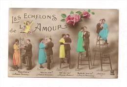 LANGAGE DES ECHELONS DE L'AMOUR - - Couples