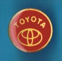PIN´S //   . LOGO TOYOTA - Toyota