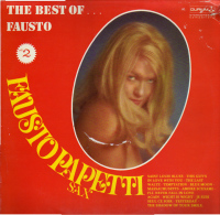* LP *  FAUSTO PAPETTI - THE BEST OF FAUSTO No.2 - Instrumentaal