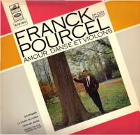 * LP *  FRANCK POURCEL - AMOUR, DANCE ET VIOLONS (Holland EX-!!!) - Instrumentaal