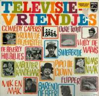 * LP *  TELEVISIE-VRIENDJES (Herkenningsmelodieën Van Kinderseries) - Kinderen