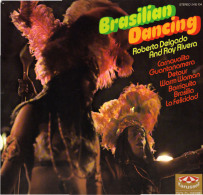 * LP *  ROBERTO DELGADO And RAY RIVERA - BRASILIAN DANCING (Germany 1973 EX-!!!) - Instrumentaal